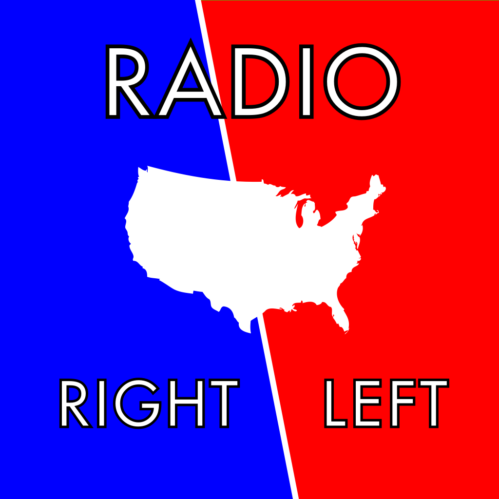 radio right left logo